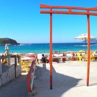 リオデジャネイロで最も愛するビーチの一つ、カーボフリオCabo Frioという海岸 ....から近い、ペロ海岸 - Praia do Pero -(リオデジャネイロ/ブラジル)