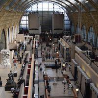 2017年9月 スイス・フランスの旅 パリ編� オルセー美術館
