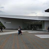 京都鉄道博物館を歩いてみました。