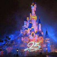 2017 [1]25周年のディズニーランド・パリ「It's Time to Sparkle」へ行ったよ 1