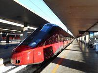 キャセイ航空プレエコノミー席で行くローマ港からクイーンビクトリア号で船旅、シエナの旅