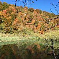 ベオグラードから入るクロアチア旅行 プリトヴィツェ湖郡国立公園上湖群編