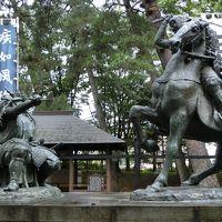 88歳の父と83歳の母を連れて長野市へ。  その1戦国の名勝負があった川中島へ。