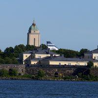 22回目のフィンランド旅行4-1日目Silja Lineの出航,軍艦Porkkala,Kaarnaで会食