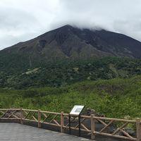 2017年10月鹿児島食いだおれの旅5(仙厳園・桜島)