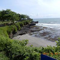 バリ島:海の上のヒンズー教のお寺    2017 10 20