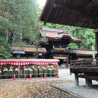 諏訪大社下社参りと下諏訪まちあるき�〜駅からハイキングで秋宮へ〜