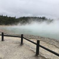 2017年11月 2泊5日 ニュージーランド北島温泉巡り