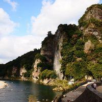 耶馬渓の「青の洞門〜羅漢寺」周辺を散策 素晴らしい絶景が!!