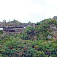大分 耶馬渓 羅漢寺 陸の軍艦島といわれ日本のマチュピチュの呼び声もある「古羅漢」