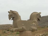 おじさんぽ 〜イランは本当に「悪の枢軸」なのか?を確かめる旅〜 Day6 ローカルバスで「ペルシャ」丸出しの世界遺産「ペルセポリス遺跡」に行ってみよう!
