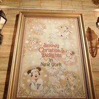 2017【年パス日記】その32 ディズニークリスマスが始まるよ☆《JALさまさま!の初日後半》
