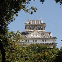 岐阜へ! その2 ホテルで借りたレンタサイクルで岐阜公園へ。