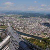 岐阜へ! その3 いよいよ金華山頂にある歴史の大舞台である岐阜城へ。