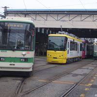 東京さくらトラム(都電荒川線)乗車�