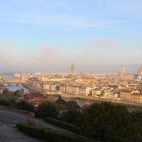 4日間でローマ、フィレンツェ、サンマリノ、ナポリポンペイ弾丸旅行(出発〜2日目フィレンツェ・サンマリノ)