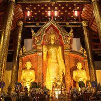 はじめてのチェンマイ 3日目 寺院めぐり� ワット チェディ・ルアン