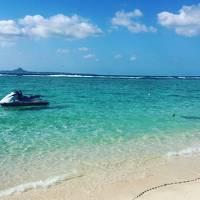 おともdeマイルで初沖縄【1、2日目〜台風の中出発!〜】