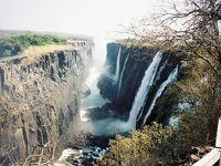1995年、まだ平和だったジンバブエにビクトリアの滝を見に行った�(バンジージャンプと国境の橋)