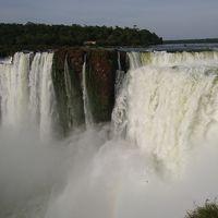 (10-1)イグアス-アルゼンチン:滝を堪能