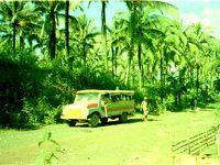 今は昔 初海外 フィリピンのジャングル