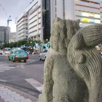 2017秋11月旅☆ネコだらけの那覇〜ネコは出てこない前編