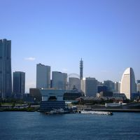 横浜街歩き 馬車道〜山下公園〜港の見える丘公園