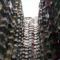 香港エクスプレスで11回目の香港