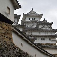2017年 大阪方面への旅 2日目� 姫路城