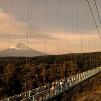 三島スカイウォ−ク&富士山