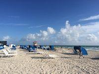 年末は暖かい場所へ行きたい!フロリダ旅行!