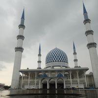 クアラルンプール&ブルネイでモスク巡り(その1:クアラルンプール編〜国立モスク、マスジットジャメ、ブルーモスク、ペトロナスツインタワーなど)
