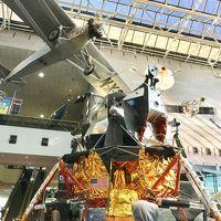 ワシントンDCに到着、とりあえず国立航空宇宙博物館へ〜2017年11月