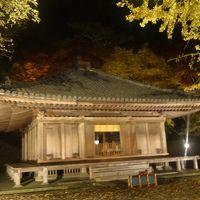国東半島のお寺と石仏と紅葉を訪ねて、あっちこっち 熊野磨崖仏・真木大堂・富貴寺