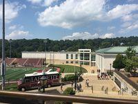 リベラルアーツカレッジ訪問旅行(3)イーストン市のラフィエットカレッジ