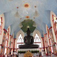 バンコク ワット・タンマモンコンに行ってきました