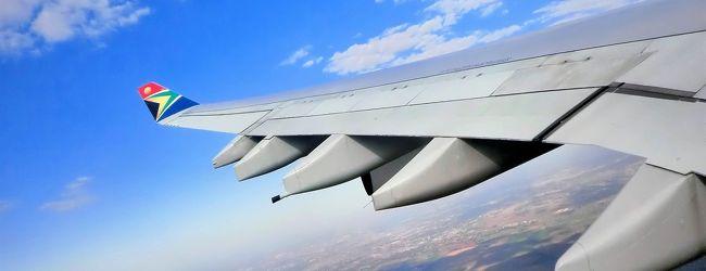 ジンバブエ 南アフリカ航空 SA286 ビク...