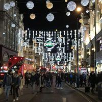 イギリス、ドイツで一足早いクリスマス� ロンドン名所巡りと夜はクリスマスイルミネーション