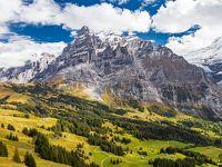 2017年 秋色のスイス(9)メンリッヘン、そしてバッハアルプゼーのハイキング