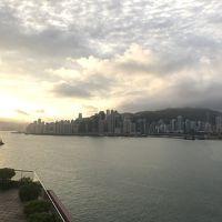 3泊4日香港1日台風8
