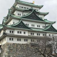 フィギュアスケートグランプリファイナル観戦 名古屋マリオットアソシアホテル ひつまぶし 名古屋城!�