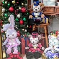 2017/12月  ディズニー大好きシニア夫婦の☆ディズニーシー クリスマス☆
