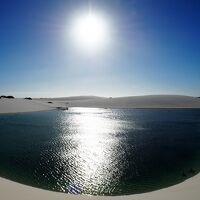 ブラジル北部 水の砂漠:レンソイス・マラニャンセス国立公園−写真、おまけ 2−(マラニャン州/ブラジル)