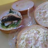 母と二人で長浜旅 〜つるやの丸パンサンドイッチが食べたい!鉄道スクエア、歴史資料館