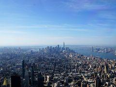 ニューヨークの街をブラブラ〜【3】雨の日はミュージカル・晴れの日は展望台へ〜ニューヨークで過ごした休日
