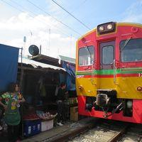タイ・メークロン市場