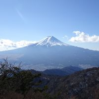 富士山展望♪本社ヶ丸&三ツ峠山登山(笹子駅〜河口湖)