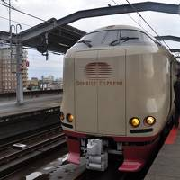 2017年12月おとなびパスの旅7(岡山で連泊してサンライズ出雲号乗車)