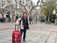 北スペインとピレネー山脈レンタカー旅、20日間 3 ブルゴス