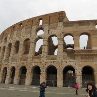 イタリア(ローマ・フィレンツェ)6+1日間—その5【最終日5日目ローマ フリー観光編】